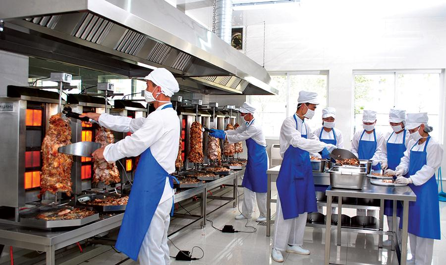 food industry pest management in london