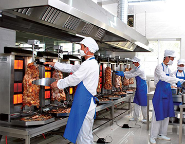 food industry pest management