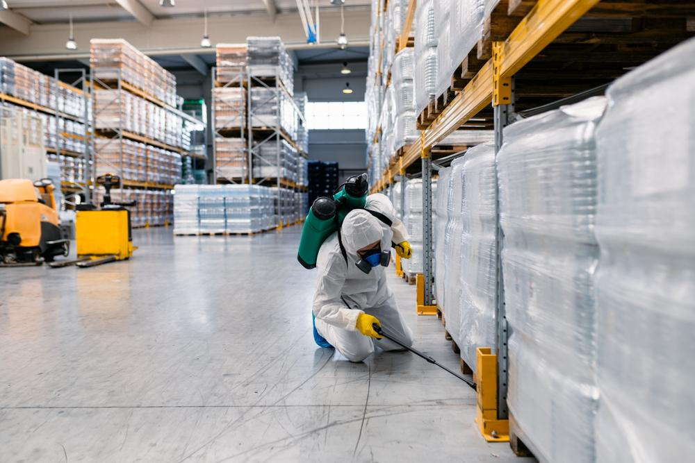 pest control for commercial properties